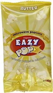 Eazy Pop Butter Popcorn 100 g (Pack of 16)