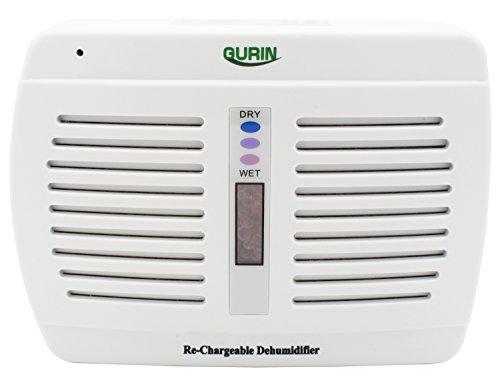 Gurin DHMD-110 Renewable Wireless Dehumidifier, Mini (Gurin Compact Dehumidifier compare prices)
