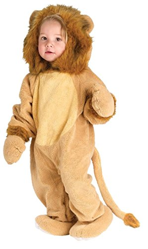 Fuzzy the cuddly lion costume Infant size S 6 - 12 M