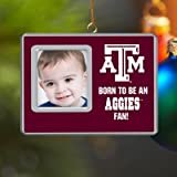 Texas A-M Born To Be Ornament