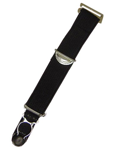 What Katie Did 4 Black Detachable Suspenders