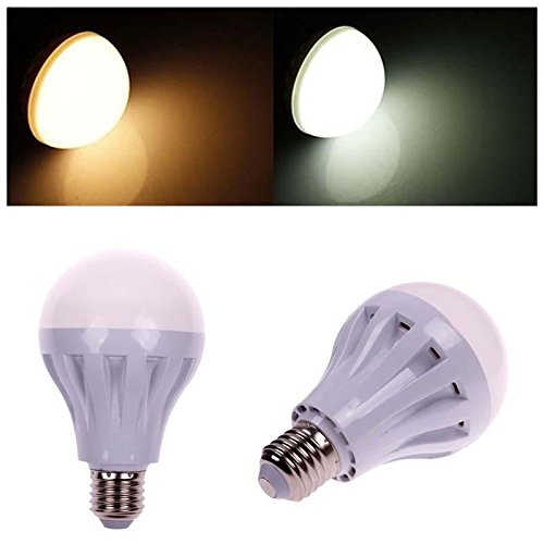 Fashion Particale27 9W Smd2835 Led Globe Bulb Ball Light Lamp Warm Pure White Ac 85-265V