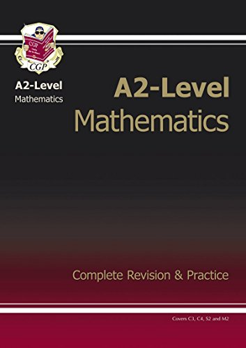 A2-level Maths Revision Guide (Complete Revision Guide)