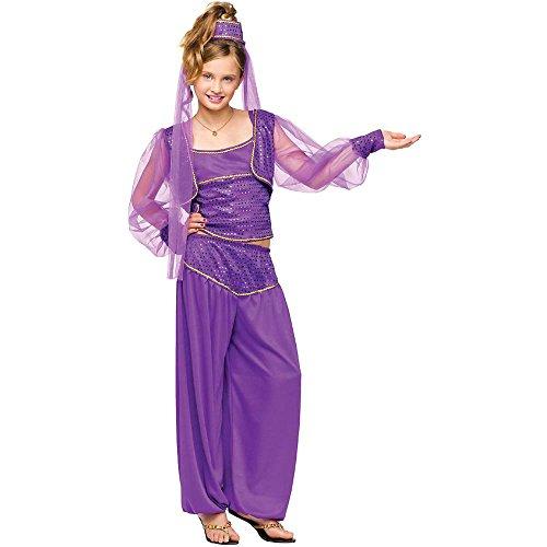 Dreamy Genie Kids Costume image