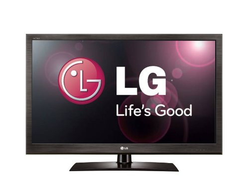 LG 42LV355T 42-inch Widescreen Full HD 1080p LED TV with Freeview HD