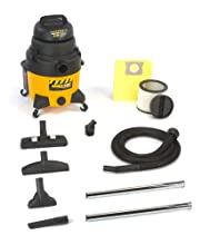 Shop-Vac 9252810 8-Gallon 6 5-Peak HP Industrial Wet Dry Vacuum