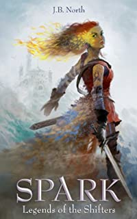 Spark by J.B. North ebook deal