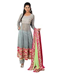 WV&U Women's Anarkali Dress - B00P7E1V1Q