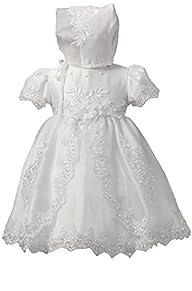 KID Collection White Infant Christeni…