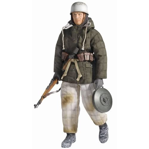 2nd Fallschirmjäger Division Gefreiter Viktor Mohr - Eastern Front - 1/6th Scale Military Action Figure - Dragon