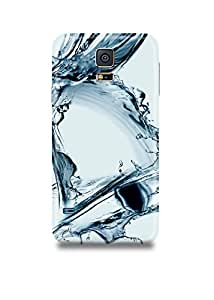 Abstract Samsung S5 Case