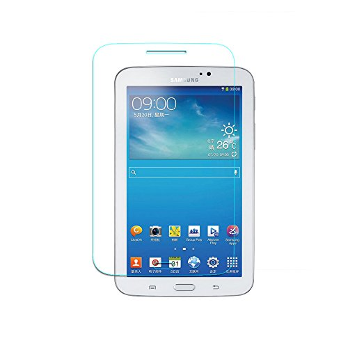 Nicelin [Tempered Glass] Screen Protector for Samsung Galaxy Tab 3 7.0