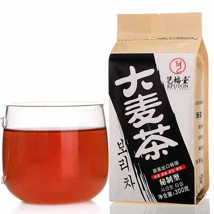 Baking Barley Tea Bags 300G Efuton Chinese Natural Organic Flora Herbal Tea Convenient