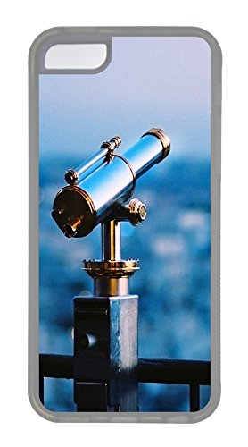 Iphone 5C Case Astronomical Telescope Tpu Iphone 5C Case Cover Transparent