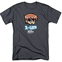 1 Up Scott Pilgrim vs The World T-Shirt