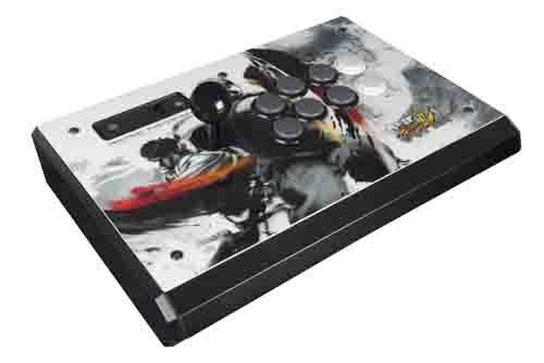 """スーパーストリートファイターIV アーケード ファイトスティック トーナメントエディション""""S"""" PlayStation3 (白)"""