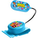 Spearmark Moshi Monsters Clip On Bed Light, Multi-Colour