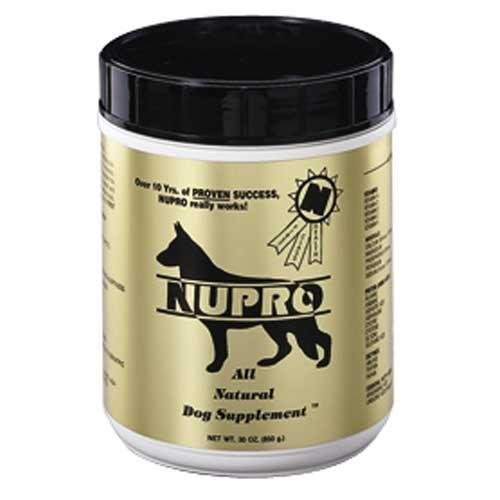 Nupro Small Breed Dog Supplement 1Lb All Natural