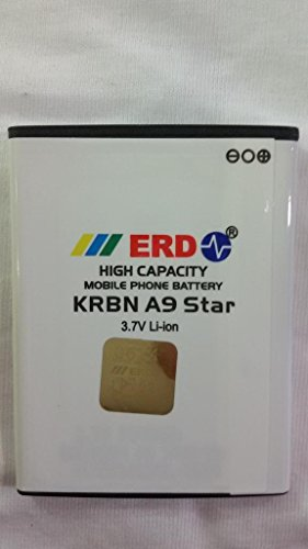 ERD 1140mAh Battery (For Karbonn A9 Star)