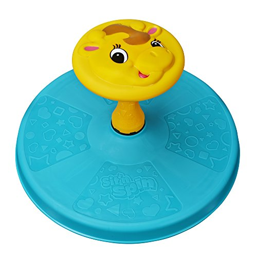 Great Deal! Playskool Giraffalaff Sit n Spin