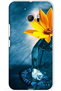 IndiaRangDe Back Cover For HTC 10