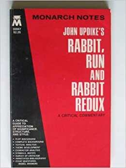critical essay on rabbit run Free updike rabbit, run papers, essays, and research papers.