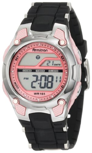 Armitron 456984PNK - Reloj para mujeres