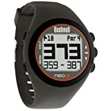 BUSHNELL NEO-XS GPS Rangefinder Charcoal/Orange Watch 2014 New in Box