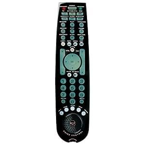 RCA RCRV06GR 6 Device Voice Control Remote (Gloss Black)