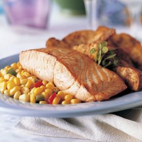 Omaha Steaks 8 (6 oz.) Classic Salmon Fillets