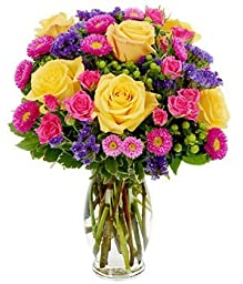 The Flower Craze - Eshopclub - Anniversary Flowers - Wedding Flowers Bouquets - Birthday Flowers - Send Flowers