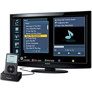 Panasonic TC-L22X2 22-Inch 720p LCD HDTV with iPod Dock