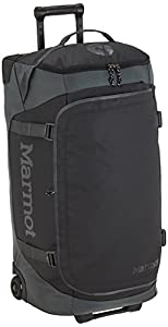 Marmot Men's Rolling Hauler - Medium Bag - Slate Grey/Black, One Size
