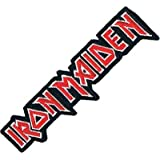 "Aufnäher / Iron on Patch "" Iron Maiden """