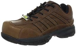 Nautilus Safety Footwear Women\'s 1671 Work Shoe,Brown,8 M US