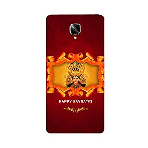 Phone Candy Designer Back Cover with direct 3D sublimation printing for One Plus 3