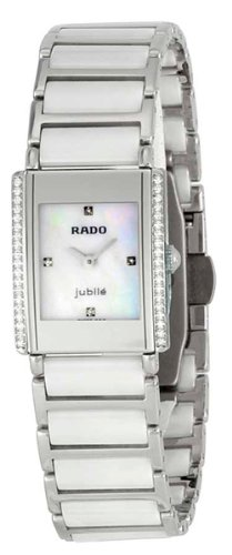 Rado Integral Super Jubile Pearl Ceramic Mini Ladies Watch R20430902