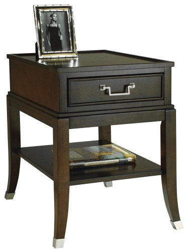 Image of Magnussen T1258-03 Bakersfield Rectangle End Table (T1258-03)