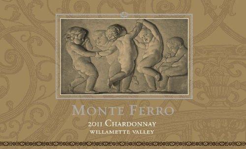 2011 Monte Ferro Chardonnay 750 Ml
