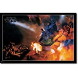 """Star Wars Rock Band Concert Movie Poster Print - 22x34 Poster Print, 34x22 Poster Print, 34x22By Generic        Buy new: $0.664 used and new from $0.02    Customer Rating:     First tagged """"vader"""" by Chris"""