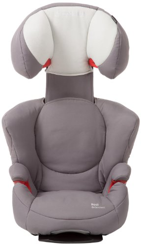 Maxi-Cosi Rodi AP Booster Car Seat, Steel Grey
