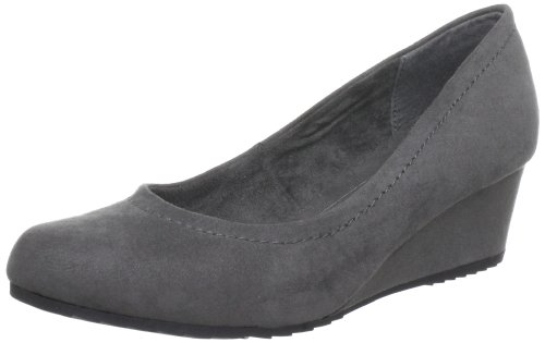 Softline Bera-1-1 8-8-22361-21 200 Closed Womens Gray Grau (GREY 200) Size: 6 (39 EU)
