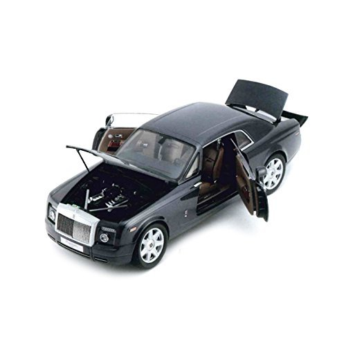 original-kyosho-1-18-rolls-royce-phantom-coupe-dark-silver-darkest-tungsten-japan-import-by-kyosho