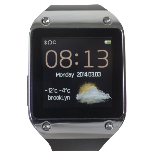 The Berowatch Air W2: A Smart Watch For All Android Phones