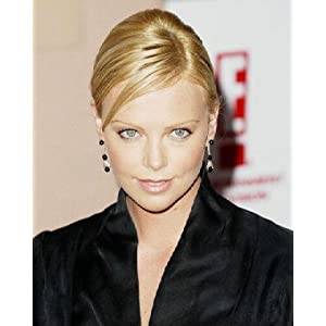 CHARLIZE THERON 8x10 COLOUR PHOTO