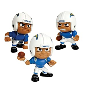 NFL San Diego Chargers Lil