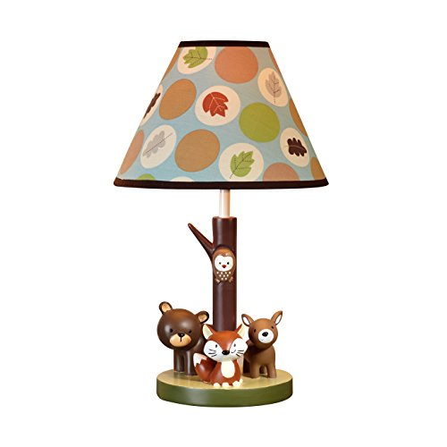 Carter's Friends Collection Lamp and Shade - 1