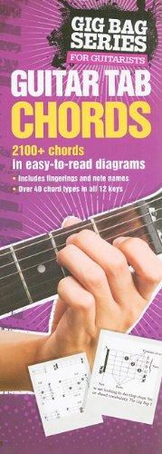 Guitar Tab Chords (Gig Bag Series for Guitarists)
