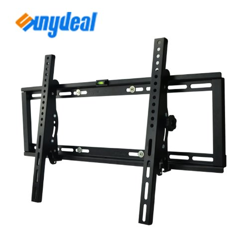 "Sunydeal Tilt Tv Wall Mount Bracket For Most 26""- 60"" Lcd Led Plasma Tv Flat Screen - Samsung Sony Philips Toshiba Panasonic - Super Strength 165Lbs Load Capacity"