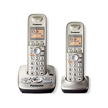 Panasonic High Quality Phone System with Answering Capability - New Retail Packaging